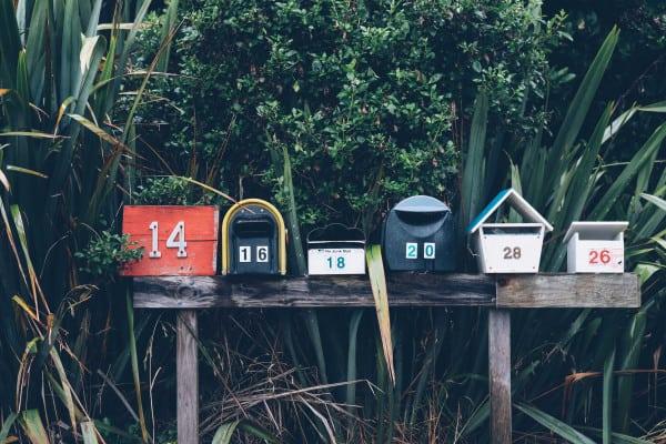 Professionelle E-Mailadresse