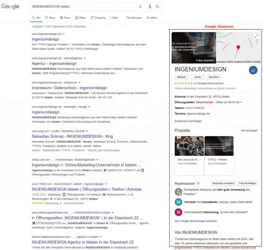 Google-Business-INGENIUMDESIGN