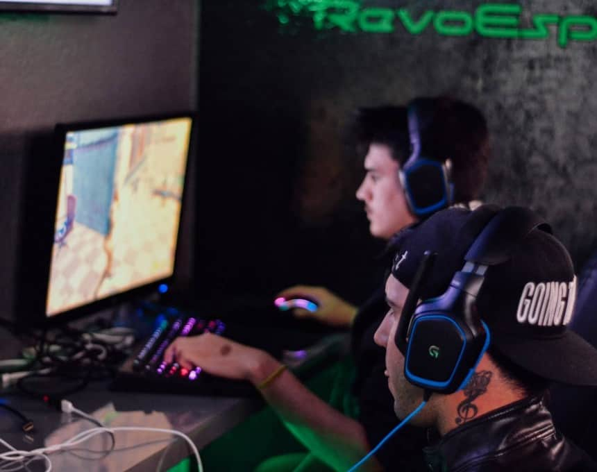 Gaming-PC Portal