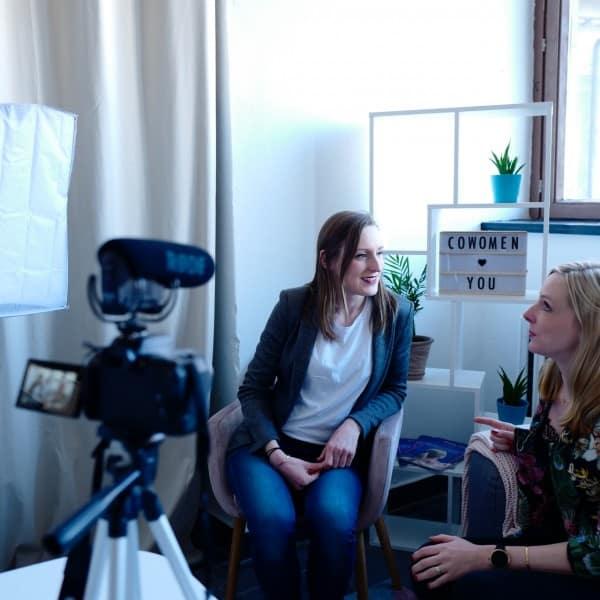 WEbcam für Videokonferenz